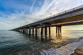 Chesapeake Bay Bridge — Stock Photo