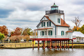 Edenton Light House, North Carolina — Stockfoto