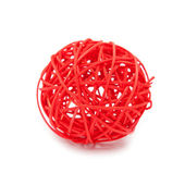 Red tangle. — Stock Photo