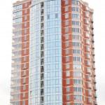 Multi-storey building. — Stock Photo