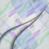抽象插画、 多彩的组成. — 图库矢量图片