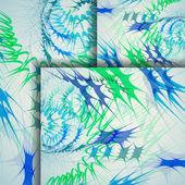 Banner abstracta para su diseño. — Vector de stock