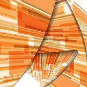 抽象的なカラフルなイラスト — ストックベクタ