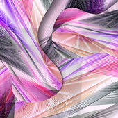абстрактный узор линии. — Cтоковый вектор