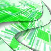 Ilustração colorida abstrata — Vetor de Stock