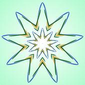 искусство иллюстрации абстрактный фон — Cтоковый вектор