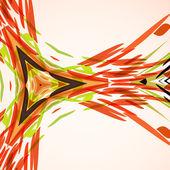 抽象背景艺术插图 — 图库矢量图片