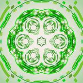 Abstract illustration, swirl background — Stockvector