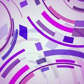 Ilustración abstracta, colores de fondo — Vector de stock