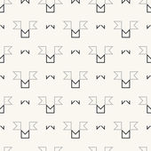 Seamless pattern, stylish background — ストックベクタ