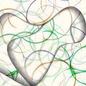 Abstract swirl illustration — Stock Vector