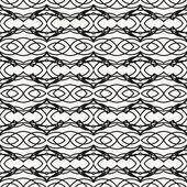 Seamless pattern, stylish background — Vettoriale Stock