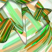 Abstract colorful illustration — Stock vektor