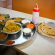 thali — Stock Photo