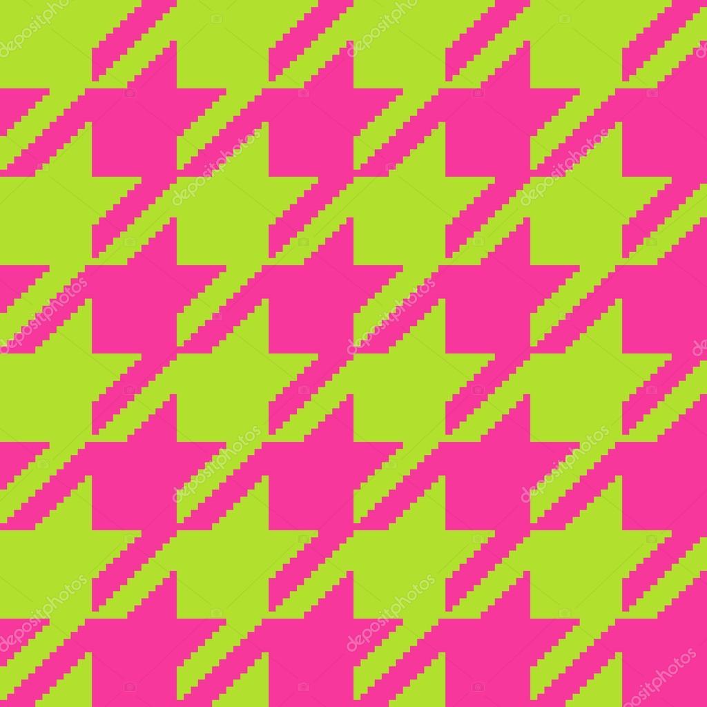 Dog Tooth Knitting Pattern : Bright pattern dog tooth   Stock Vector ? MargoSadkova ...
