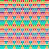 Trekantiga geometriska mönster. kraft papper sand. rich färgglada. — Stockfoto