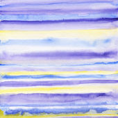 Watercolor light purple stripes — Stock Photo