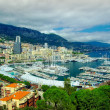 Stock Photo: Monte Carlo panorama,Monaco