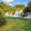 Waterfall Krka in Croatia,Europe — Stock Photo #38642437