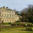 Stock Photo: English Stately Home