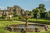 English Stately Home And Garden — Stock Photo