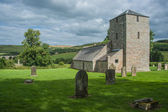 Old English Church — Stock Photo