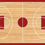 ������, ������: Basketball court