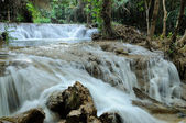 Greanggavea water fall in Thailand — Stock Photo
