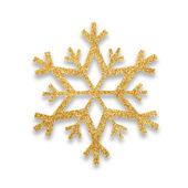 雪片状圣诞树礼帽 — 图库照片
