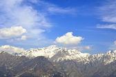 Ciel et montagnes — Photo