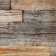 Horizontal antique wood — Stock Photo