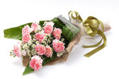 букет розовый лизиантус — Стоковое фото