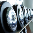 Dumbbells — Stock Photo #20996965