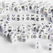 Customer — Stock Photo #24645865