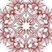 花飾り — ストックベクタ