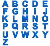 3D letters — Stock Photo