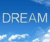 Moln dröm — Stockfoto