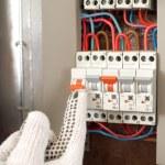 Power switch — Stock Photo