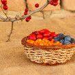 Berry fruits — Stock Photo #34974575