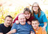 Family care — Stock Photo