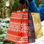 Boże Narodzenie prezenty — Zdjęcie stockowe