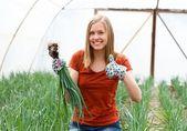 I Love Gardening! — Stock Photo