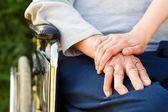 Elderly Lifestyle — Stock Photo