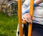 Elderly Homecare — Stock Photo
