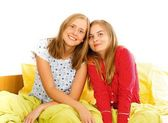Pyjama Party — Stock Photo