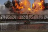 爆発 — ストック写真