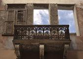 Balcony — Stok fotoğraf