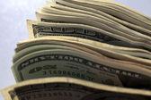 Dollar banknotes — Stock Photo