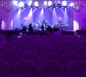 Concert light — Stock Photo