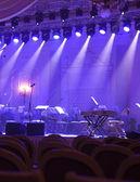 Luz de concierto — Foto de Stock